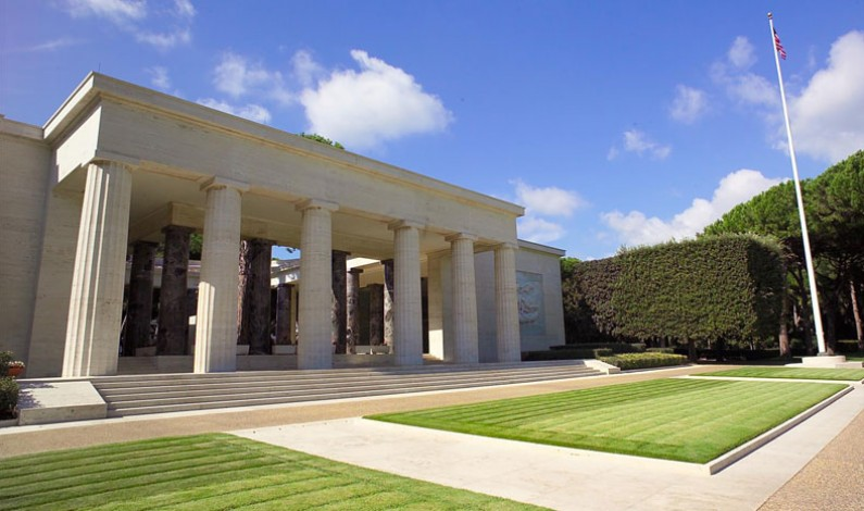 Nettuno: American Cemetery and Memorial