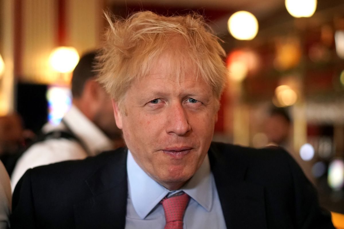 Boris Johnson, londra, inghilterra, politics