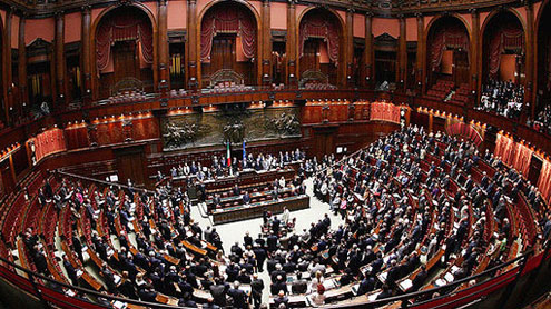 Aula di Montecitorio