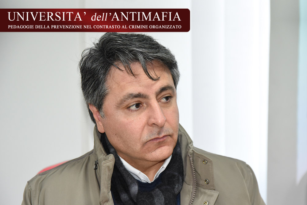 fabio gallo-universita dell'antimafia