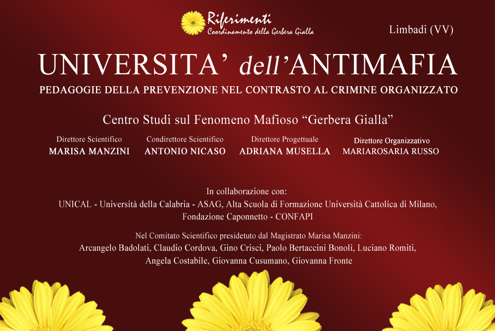 Università dell'Antimafia di Limbadi