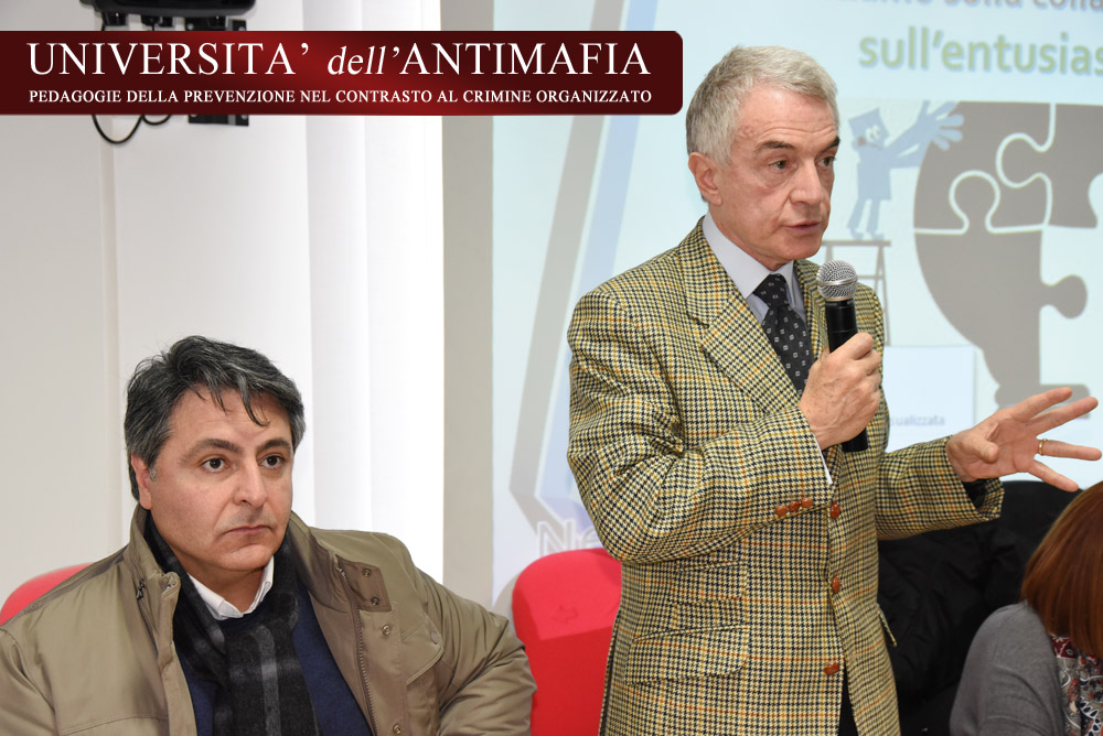 Fabio Gallo - università dell'antimafia