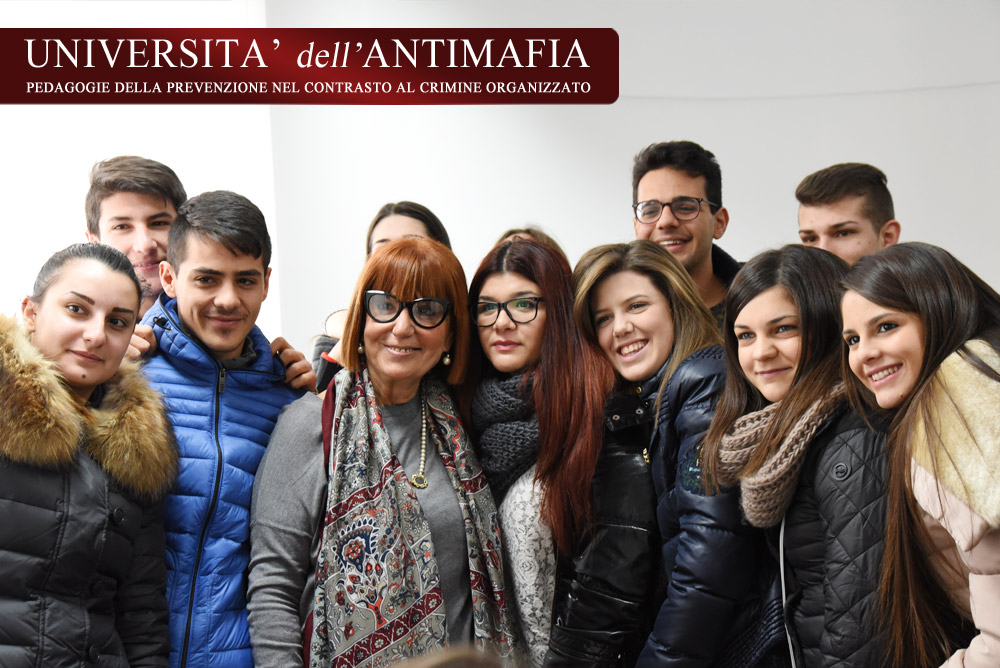 adriana musella - università antimafia - limbadi