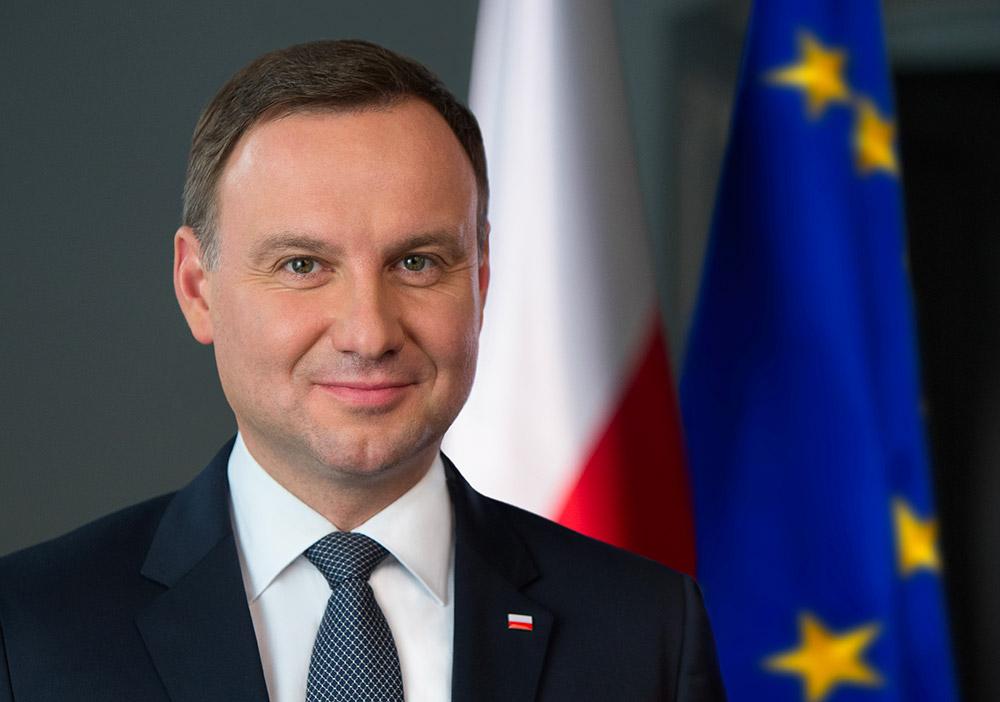 Andrzej Duda Presidente della Polonia