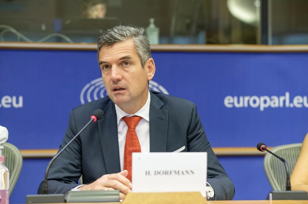 L'europarlamentare del PPE Herbert Dorfmann