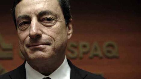 mario draghi, bce, banca centrale europea