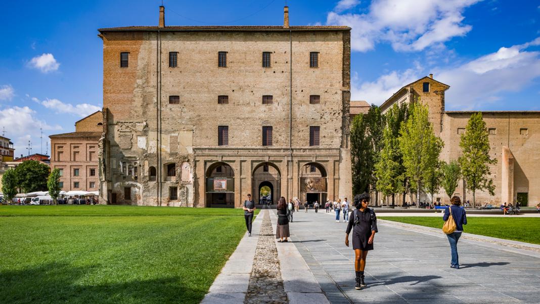 Complesso Monumentale della Pilotta, Parma / Foto di Fabio Gambina