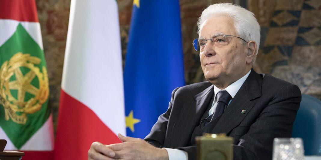 Sergio-Mattarella Presidente della Repubblica