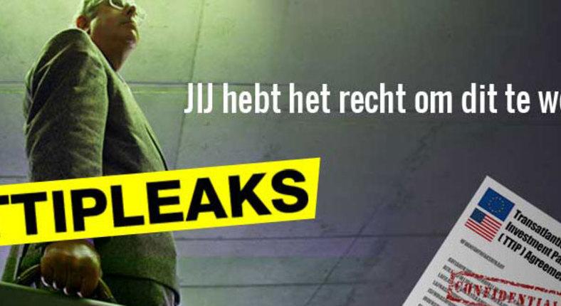Greenpeace: TTIPleaks minaccia salute umana