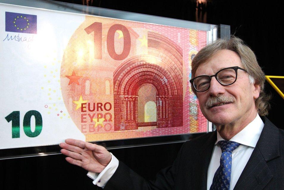 Yves Mersch - banca centrale europea
