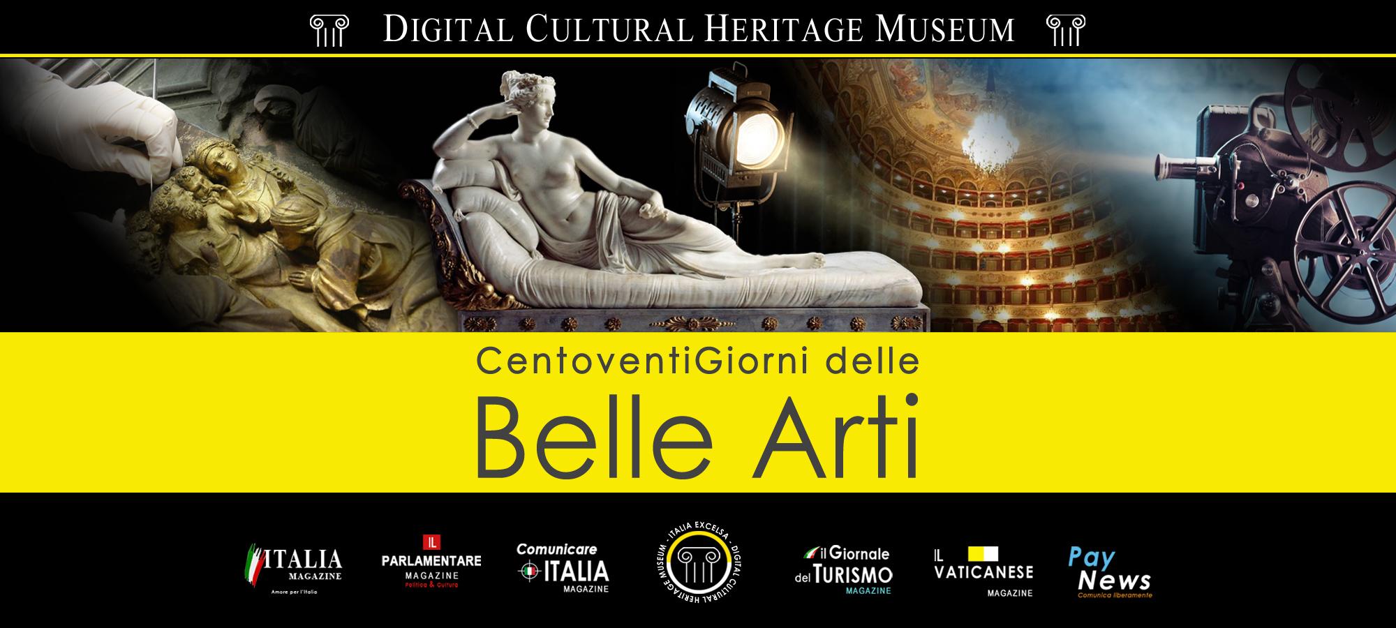 120 Giorni delle BELLE ARTI - la Piattaforma Digitale che valorizza Arte e Creatività