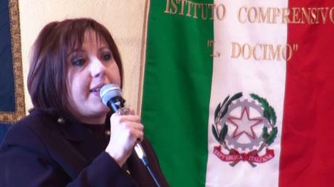 Caterina Misitano autrice del libro