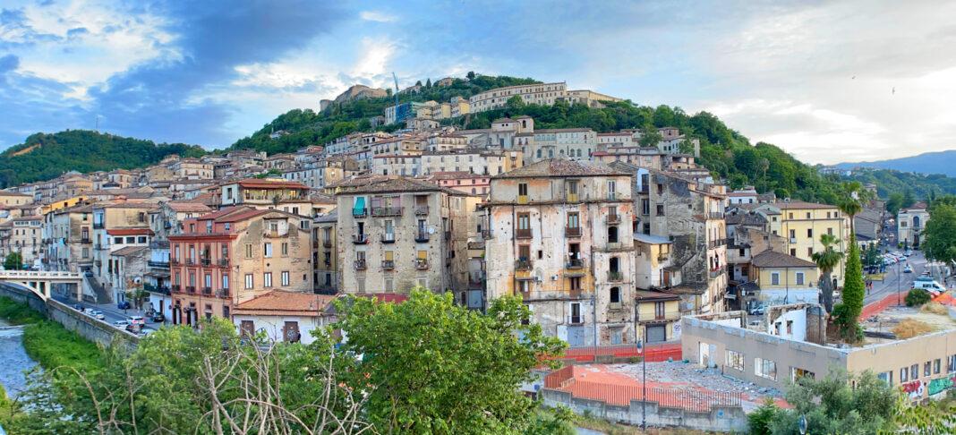 La Città Storica di Cosenza