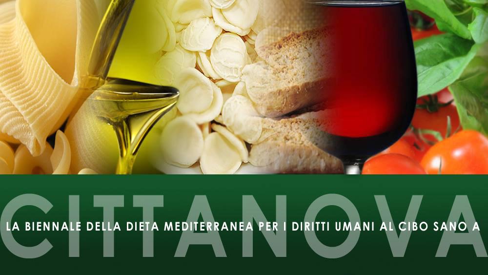 cittanovabiennale dieta mediterranea