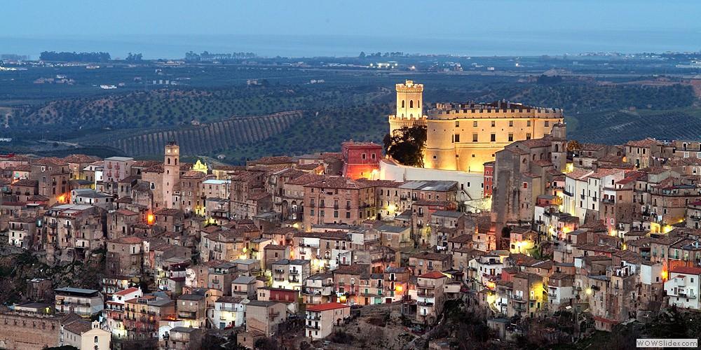 corigliano calabro, castello,biennale dieta mediterranea