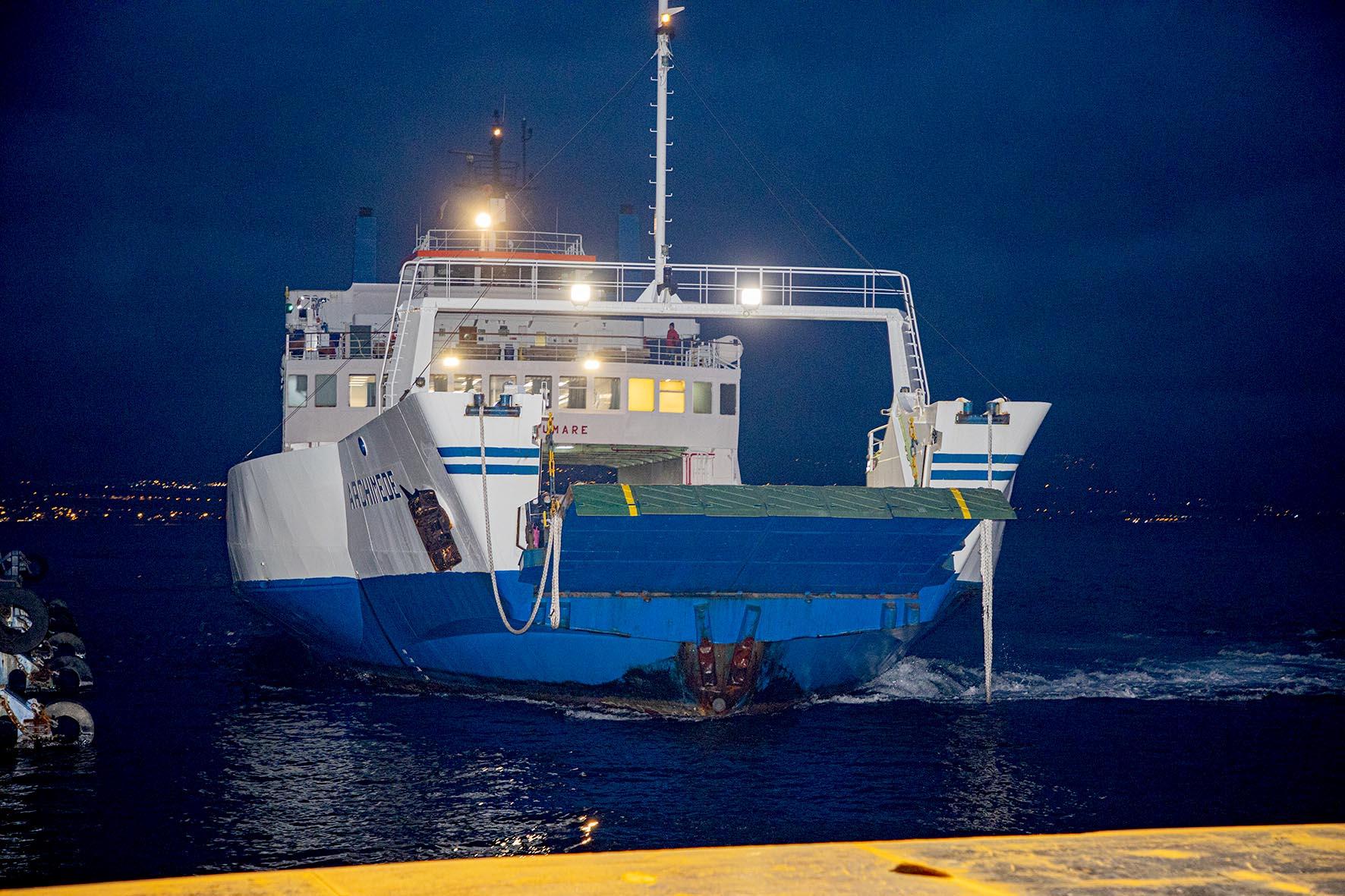 Coronavirus, il Sindaco di Messina De Luca blocca il porto.