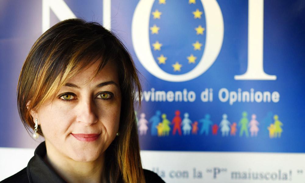 Eleonora Cafiero - Coordinatrice del Movimento NOI Città di Rende