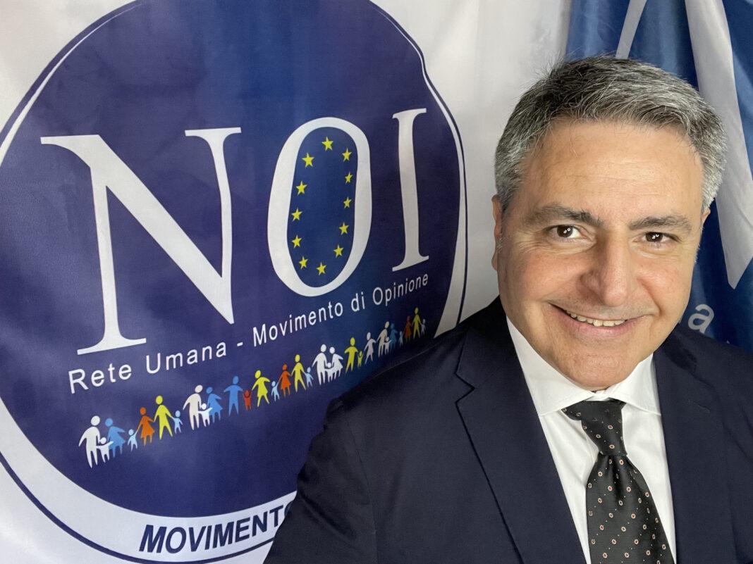 Fabio Gallo - portavoce nazionale pro-tempore del Movimento civico NOI