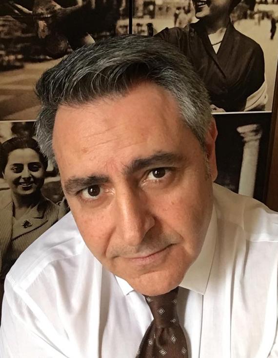 Fabio Gallo - Portavoce del Movimento sturziano NOI
