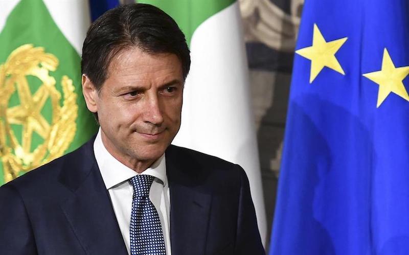 Presidente del Consiglio dei Ministri Giuseppe Conte