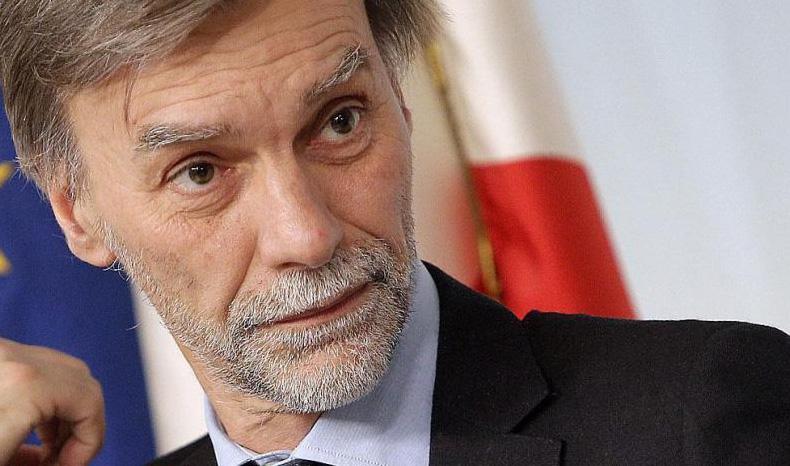 graziano delrio-governo italiano