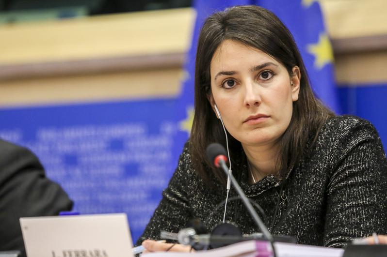 eurodeputata laura ferrara