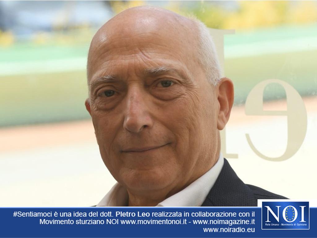 Il dott. Pietro Leo