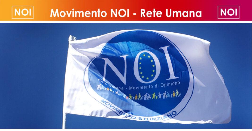 Bandiera del Movimento NOI
