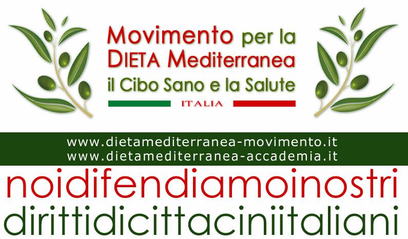 movimento-dieta mediterranea-cibo sano-salute