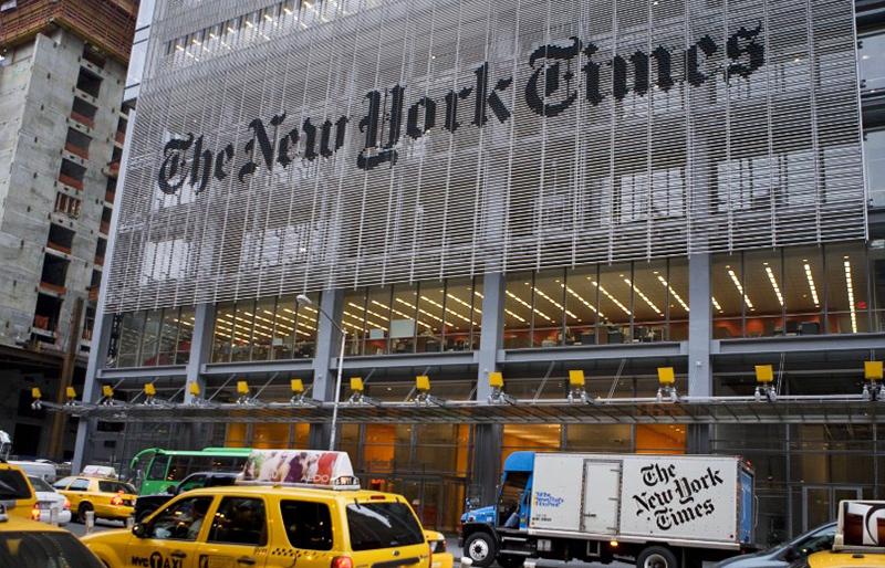Il New York Times Taranto