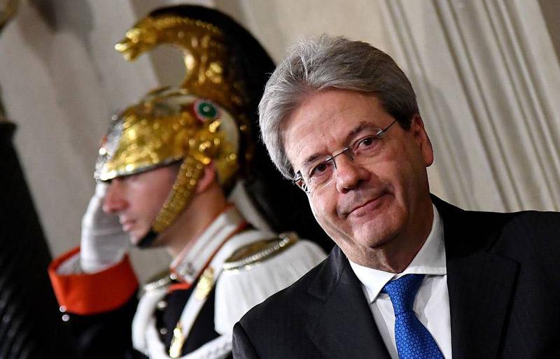 Paolo Gentiloni - Presidente del Consiglio dei Ministri