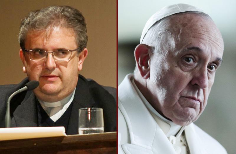 Papa Francesco - Don Ennio Stamile